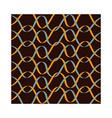 ethnic handmade ornament tribal texture simple vector image vector image