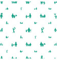 son icons pattern seamless white background vector image vector image