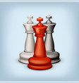 chess 14 vector image vector image