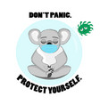 koala bear virus picture