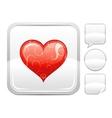 Happy Valentines day romance love heart icon