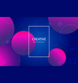 abstract background with geometric gradient vector image