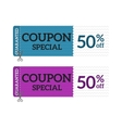 Gift Voucher Coupon certificate template