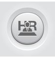 Recruitment Icon Concept vector image vector image