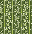 bamboo wallpaper vector image