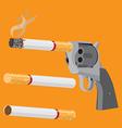 Stop smoking vector image