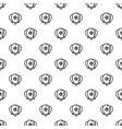 jewish ballons pattern seamless vector image