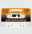 vintage cassette 70s inspired