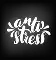 Chalkboard blackboard lettering anti stress