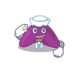 smiley sailor cartoon character adrenal