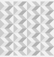 Vertical chevron zig-zag pattern in shades of vector image