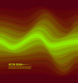 distorted wave colorful texture vector image vector image