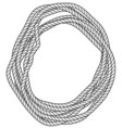 rope skein vector image