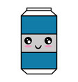 soda drink can icon vector image
