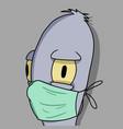 Steve on quarantine