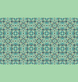 geometric ethnic style seamless pattern vector image