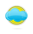 Cloud circle logo
