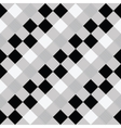 Seamless background of squares vector image vector image