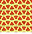 Srawberries pattern vector image