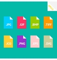 Image file formats vector image vector image