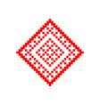 symbol of bread vector image vector image