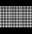 tartan black watch pixel plaid seamless pattern vector image vector image