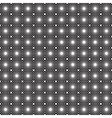 Black and white abstract seamless pattern vector image vector image