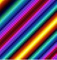 bright mosaic vector image vector image