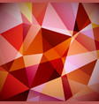abstract triangular geometric background vector image