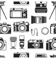 camera photograph apparatus equipment for vector image vector image