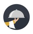 Food Service Icon vector image vector image