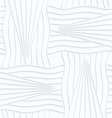 Quilling paper striped pin will with rays vector image vector image