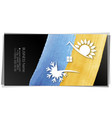 air conditioning heating and cooling business card