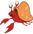 mollusk Nautilus vector image vector image