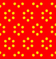 repeatable polkadot pattern with structure of vector image