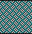 abstract geometrical square pattern background vector image vector image