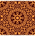 Bold intricate arabic seamless pattern
