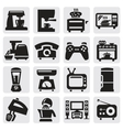 home appliance set vector image vector image