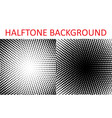 set of halftone pattern texture retro background vector image
