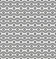 Waves and circles pattern