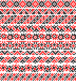 Set of seamless textures vector image vector image