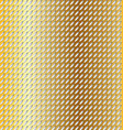 gold glowing background vector image