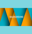 background in style of material design with vector image vector image