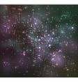 Dark night sky vector image vector image