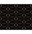 Seamless geometric abstract pattern Diagonal vector image vector image