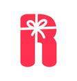 initial r gift logo