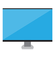 Smart computer icon vector image vector image