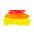 Abstract Watercolor Splash Element vector image