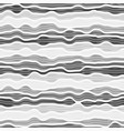 seamless wavy pattern vector image
