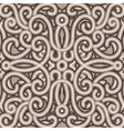 Embroidery pattern vector image vector image